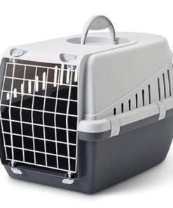 باکس حمل حیوانات، مدل Trotter، طوسی، برند ساویک