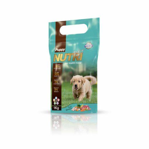 غذای خشک توله سگ، ۱ کیلوگرمی، برندنوتری پت