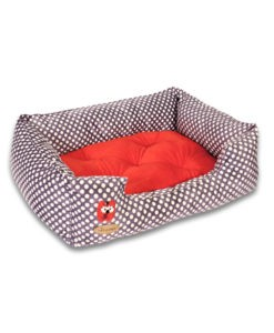 sinavet Ninapet JU1 dots red