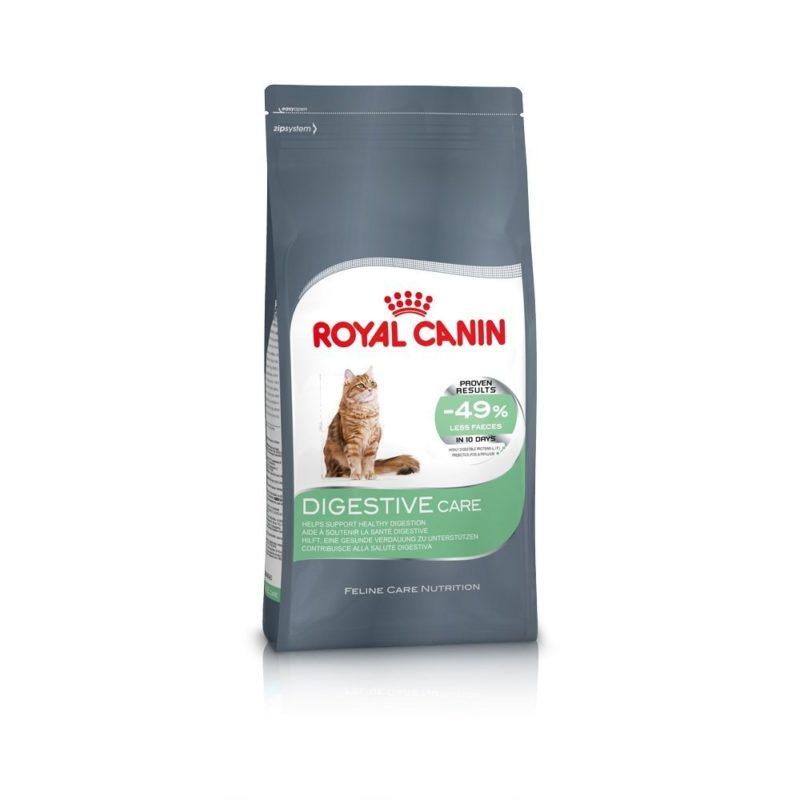 غذای خشک گربه بالغ، مراقبت و سلامت دستگاه گوارش، رویال کنین، ۲ کیلوگرمی