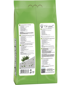 VanCat Ultraclupming Cat Litter Aloe Vera 3