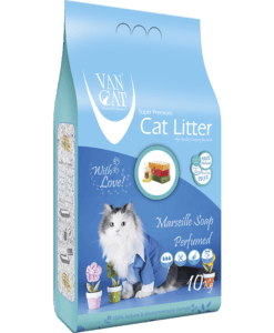 VanCat Ultraclupming Cat Litter Marseille Soap 1