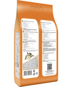 VanCat Ultraclupming Cat Litter Orange 3