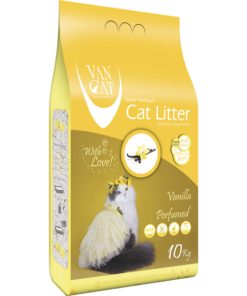 VanCat Ultraclupming Cat Litter Vanilla 1
