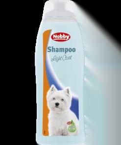 شامپو مناسب برای نژادهای مختلف سگ با موی روشن، 300 میلی لیتر، برند نوبی