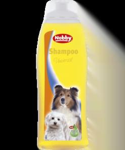 شامپو، مخصوص کلیه نژادهای سگ، حاوی روغن آرگان، 300 میلی لیتر، برند نوبی
