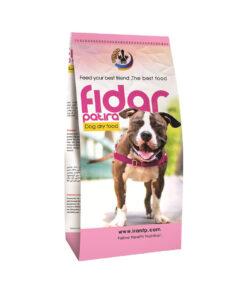 غذای خشک سگ بالغ نژاد کوچک، ۱۰ کیلوگرمی، برند فیدار پاتیرا