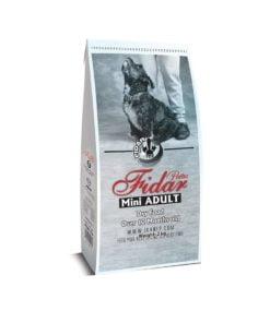 غذای خشک سگ بالغ نژاد کوچک، ۲ کیلوگرمی، برند فیدار پاتیرا