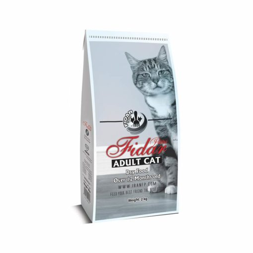غذای خشک گربه بالغ، برند فیدار پاتیرا، ۲ کیلوگرمی