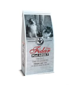 FidarPatira Dry Dog Food Maxi Adult 2kg