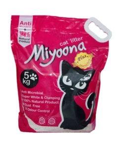 SinaVet Miyoona Cat Litter Plus Johnsons Bab