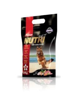 SinaVet NutriPet dog dry food premium 29 10kg