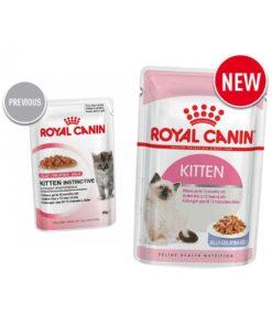 SinaVet Royal Canin Pouch Kitten In Jelly 2