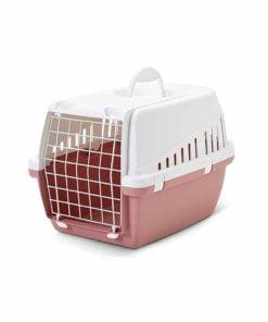 باکس حمل حیوانات، مدل Trotter، صورتی، برند ساویک