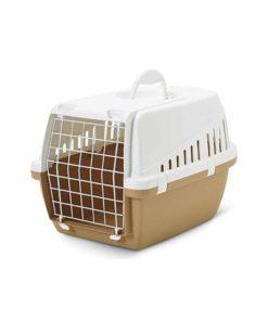 باکس حمل حیوانات، مدل Trotter، قهوه ای، برند ساویک