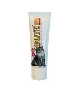 Sinavet Nutripet Enriched Malt Extract Anti Hairball Malt Soft Paste 80 cc
