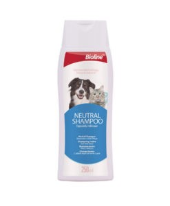 Sinavet Bioline Neutral Shampoo for Cats and Dogs 250 ml
