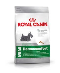 SinaVet Royal Canin Dog Dry Food Mini Dermacomfort 2 kg
