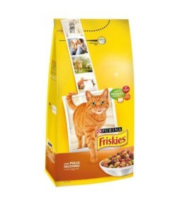 Sinavet Friskies Cat Dry Food Adult Chicken