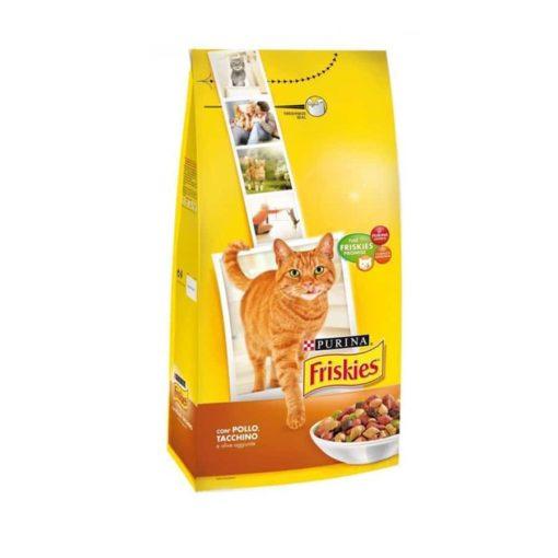 Sinavet Friskies Cat Dry Food Adult Chicken