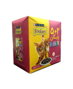 sinavet pouch cat friskies junior 5+2