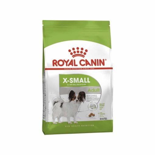 sinavet royal canin xsmall adult 1