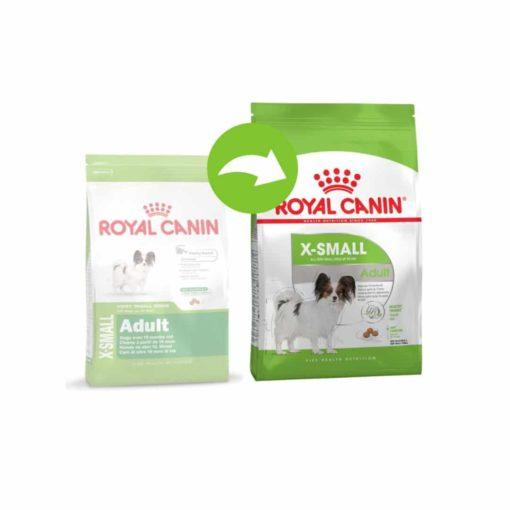 sinavet royal canin xsmall adult 2