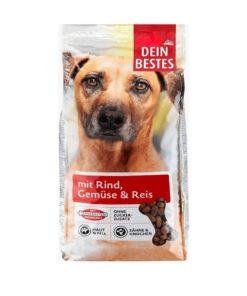 غذای خشک سگ بالغ، حاوی گوشت گاو، ۳ کیلوگرمی، برند دین بستس