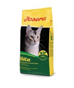 غذای خشک گربه بالغ، با طعم مرغ، ۱۰ کیلوگرمی، مدل جوسی کت، برند جوسرا