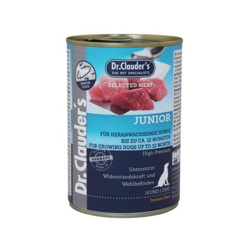 Sinavet Dr. Clauder's Dog Wet Food junior 400 g
