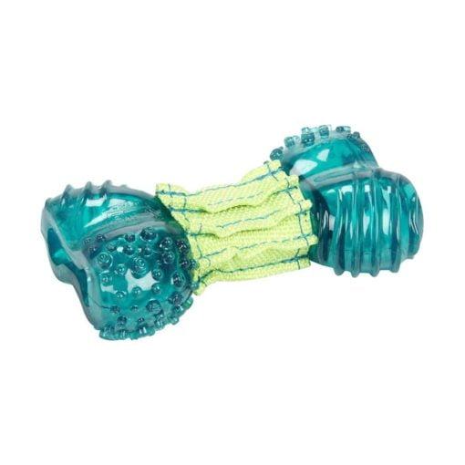 اسباب بازی جویدنی، تمیز کننده دندان، سایز بزرگ، مدل گامی، برند هگن 2