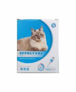 قطره ضد کک و کنه، مخصوص گربه، برند افکت وت
