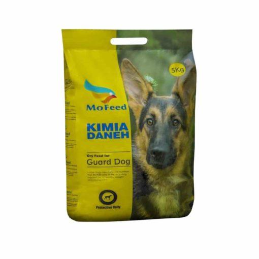 غذای خشک سگ نگهبان، برند مفید