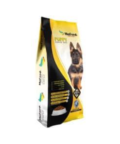 غذای خشک توله سگ نگهبان، نژاد بزرگ، برند مفید