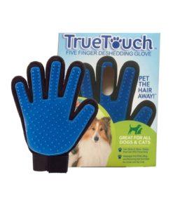دستکش مو جمع کن، مخصوص سگ و گربه، برند ترو تاچ