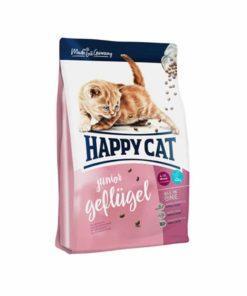 غذای خشک بچه گربه 4 تا 12 ماه، 1.4 کیلوگرمی، مدل جونیور ژفلوژل، برند هپی کت