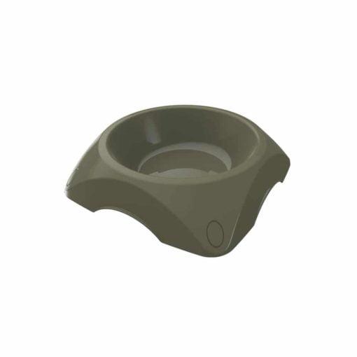 ظرف آب و غذا خوری، مخصوص سگ و گربه، 0.8 لیتری، برند باما، بژ