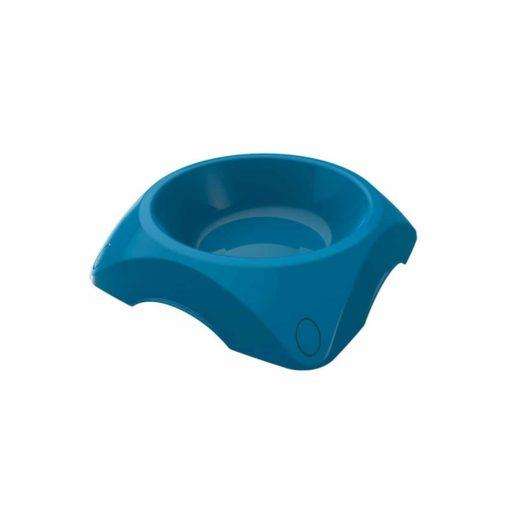 ظرف آب و غذا خوری، مخصوص سگ و گربه، 0.8 لیتری، برند باما، آبی