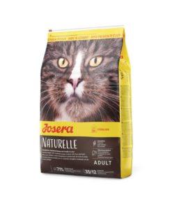 غذای خشک مخصوص گربه عقیم شده، 2 کیلوگرمی، مدل ناتورل، برند جوسرا