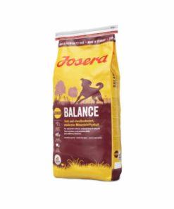 غذای خشک مخصوص سگ با فعالیت کم یا سن بالا، 900 گرمی، مدل بالانس، برند جوسرا