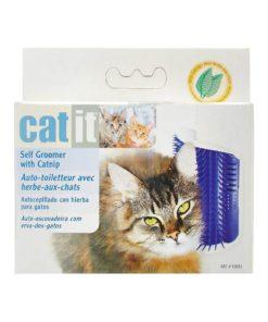شانه دیواری، مخصوص گربه، همراه با کت نیپ، برند کتیت
