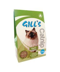 پودر سنبل الطیب، جهت جذب و شادابی گربه، 20 گرمی، برند جیلز