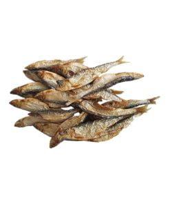 تشویقی ماهی کیلکا، مخصوص گربه، 50 گرمی، برند هاپومیل 1