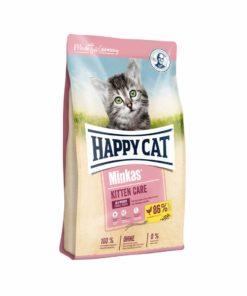 غذای خشک بچه گربه، مدل مینکاس، 1.5 کیلوگرمی، برند هپی کت