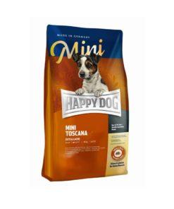 غذای خشک سگ عقیم شده، نژاد کوچک، مدل توسکانا، 1 کیلوگرمی، برند هپی کت