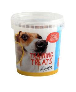 تشویقی تربیتی مخصوص سگ، مخلوط، 500 گرمی، برند مستر گودلد