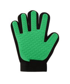 دستکش مو جمع کن، مخصوص سگ و گربه، برند بوبو تاچ، سبز