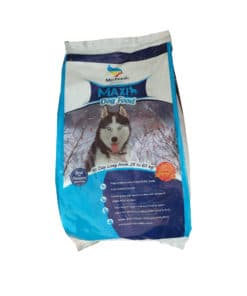 غذای خشک سگ نژاد بزرگ بالغ، 10 کیلوگرمی، برند مفید