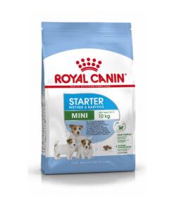 غذای خشک سگ نژاد کوچک زیر ۲ ماه و مادر، 8.5 کیلوگرمی، رویال کنین