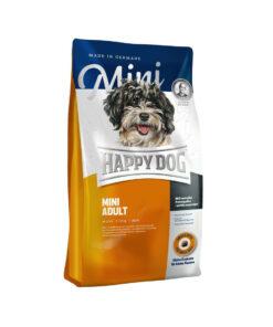 غذای خشک سگ بالغ، نژاد کوچک، 8 کیلوگرمی، برند هپی داگ
